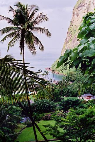 St. Lucia-Hawaii-Hong Kong-America
